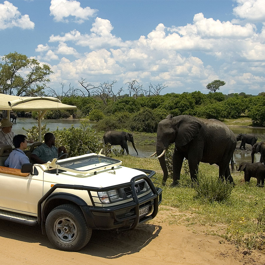 The Ultimate Zambezi Experience Chobe