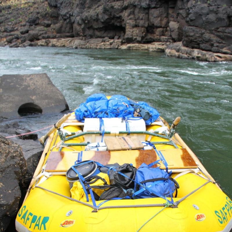 Multi Night Rafting