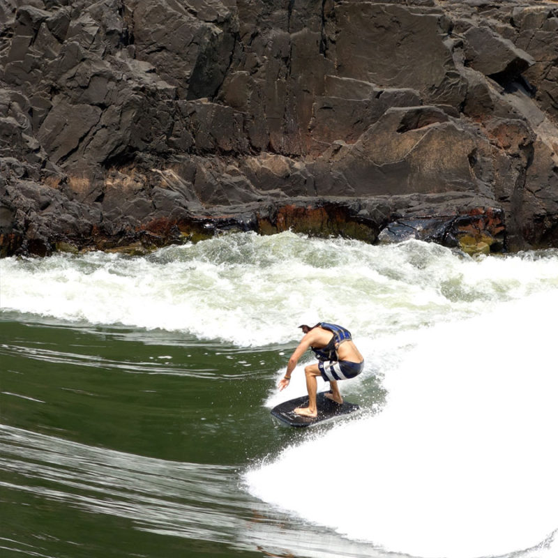 Raft Riverboard Combo Victoria Falls