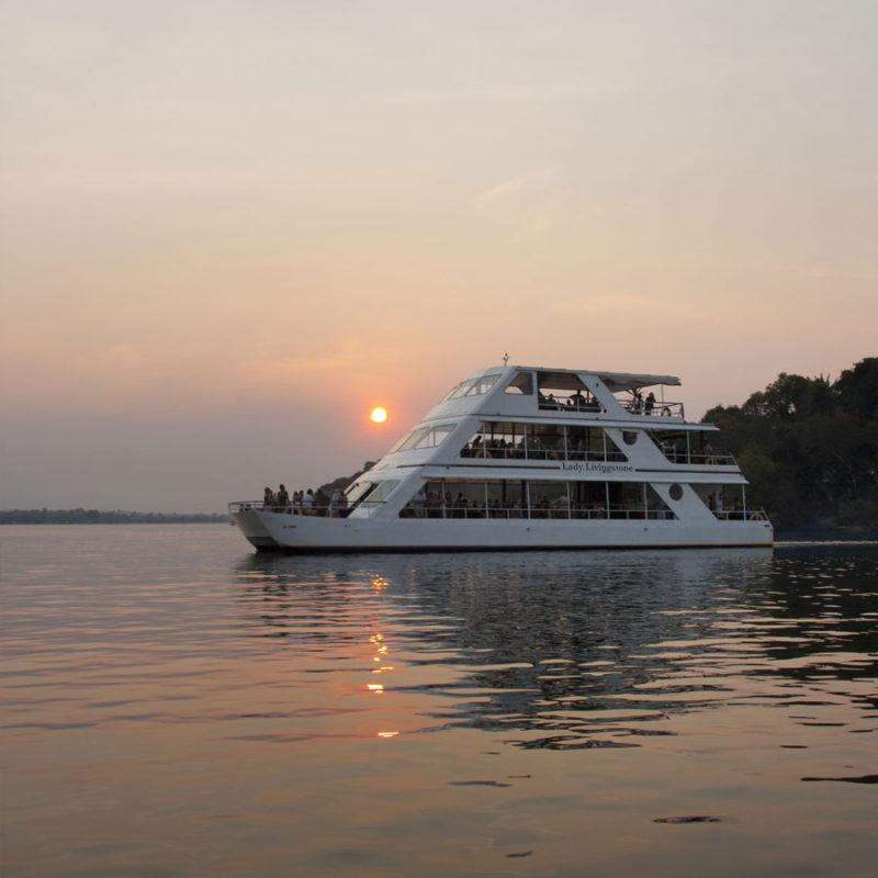 The Zambezi Experience Sunset Cruise