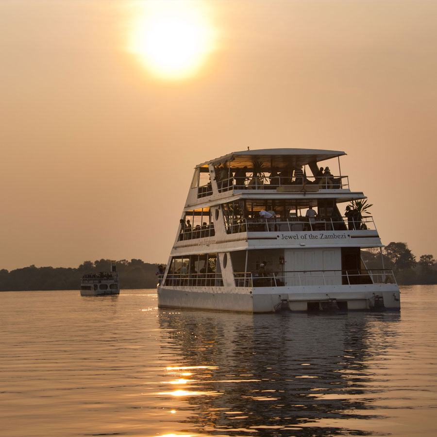 The Zambezi Experience Sunset Cruise