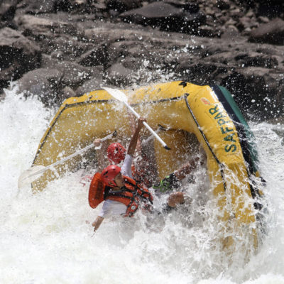 Rafting Zambezi