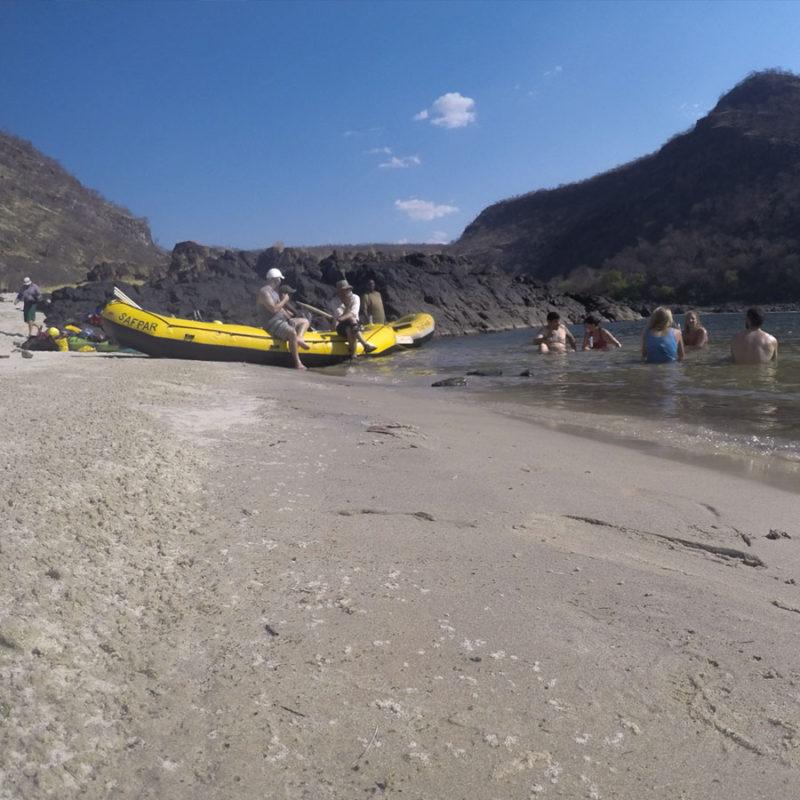 Multi Night Zambezi Rafting Trip