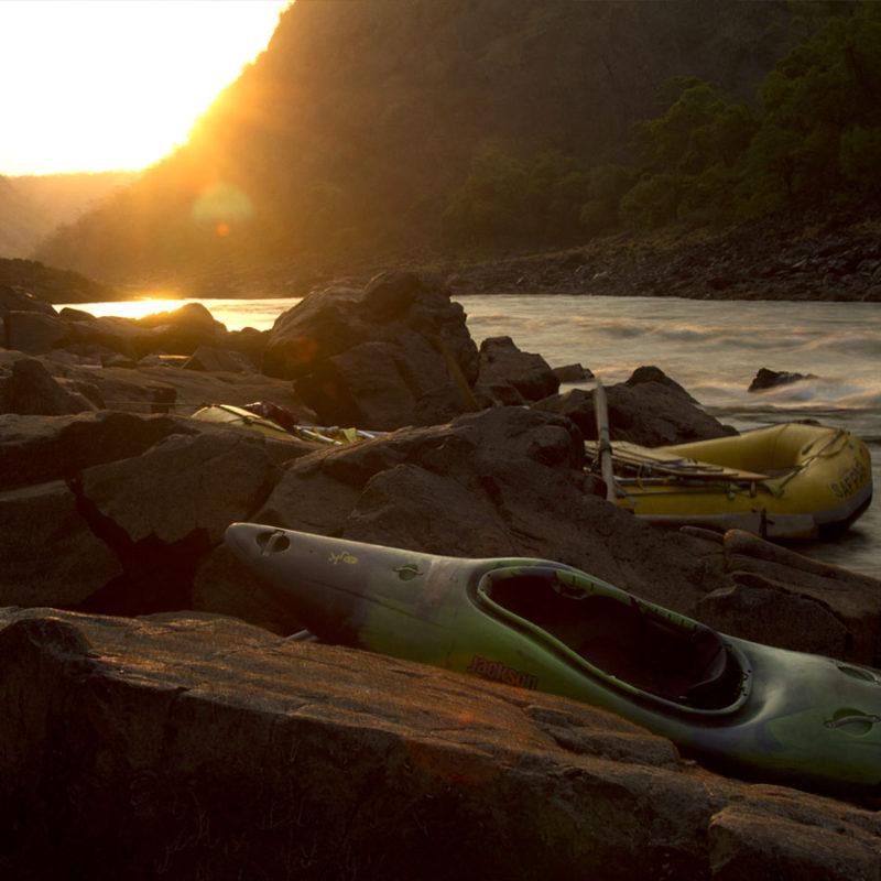8 Night Rafting Trip Victoria Falls