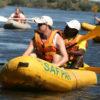 Canoe Trip Victoria Falls
