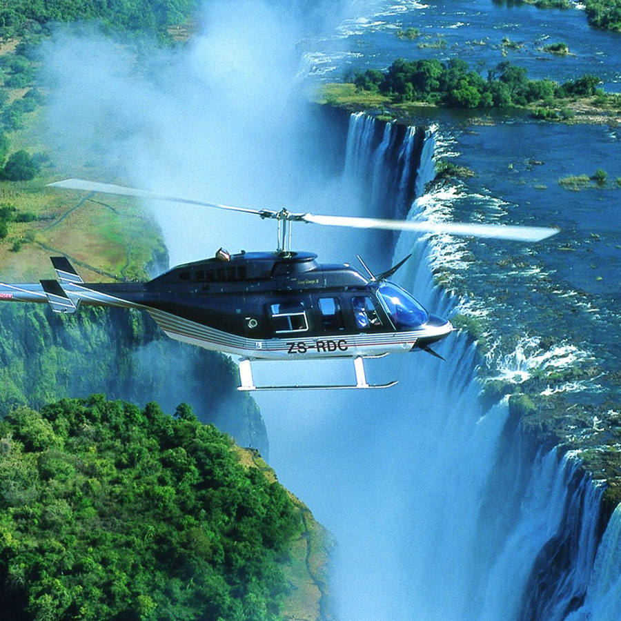 5 Night Zambezi Rafting Trip