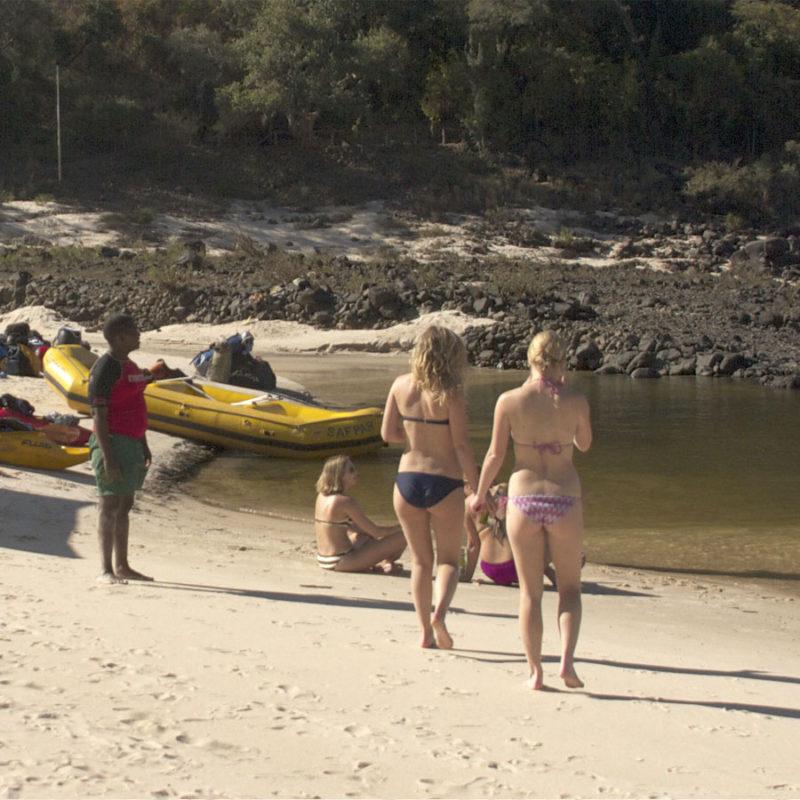 Zambezi White Water Rafting Multi Day Trip