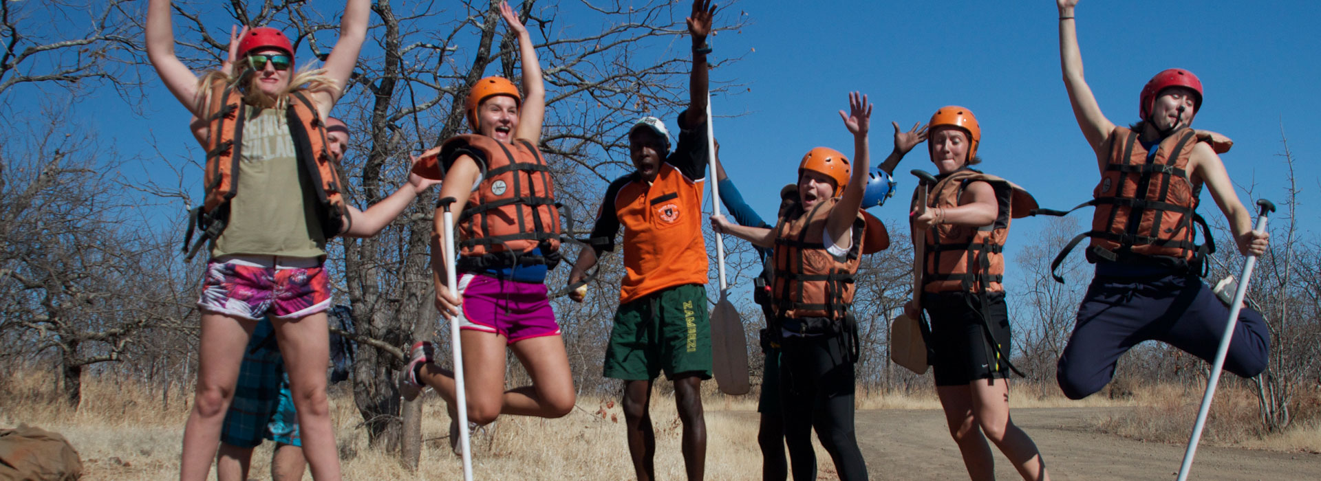 Zambezi Rafting Guides