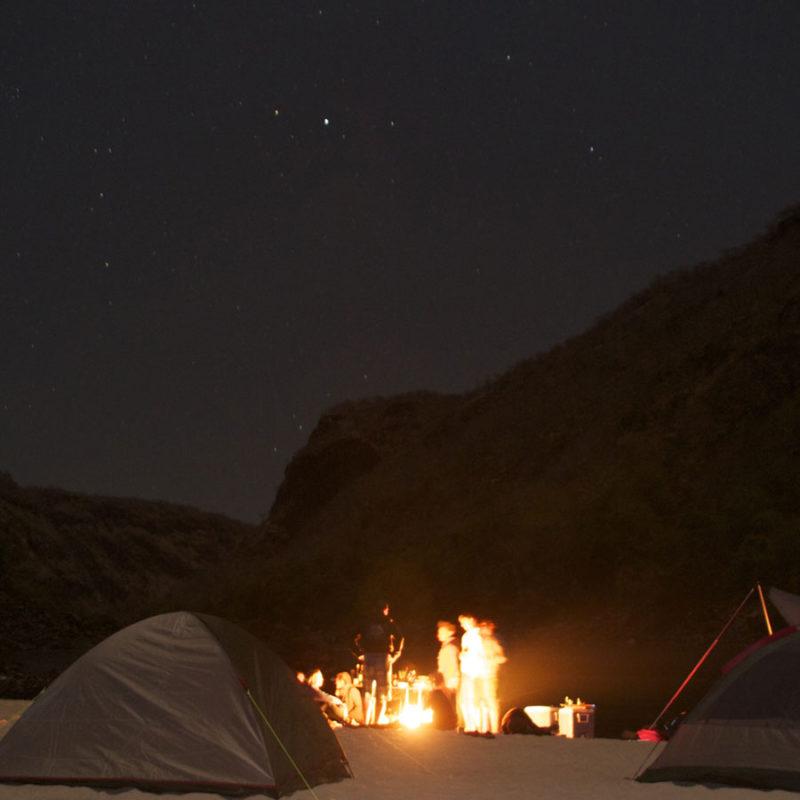 Zambezi Overnight Rafting Trip