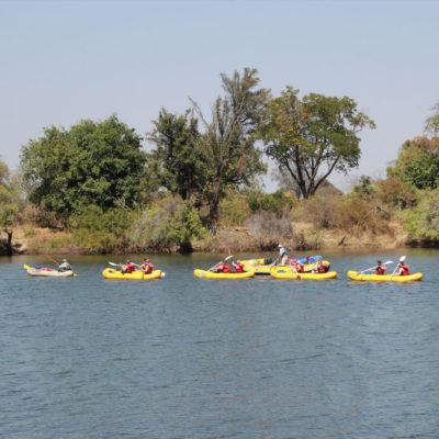 Overnight Canoe Trip