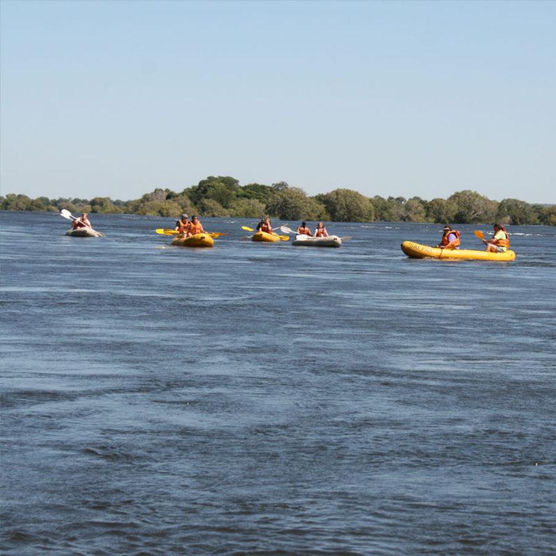Zambezi Canoe Victoria Falls
