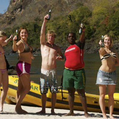 Zambezi River Overnight Trip
