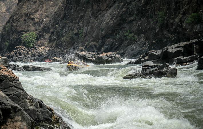 Zambezi Rafting Festival Victoria Falls